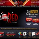 $7777 Welcome bonus at Cherry Red Casino!